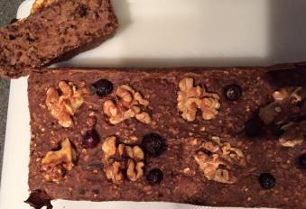 Chocodadel Banaanbrood