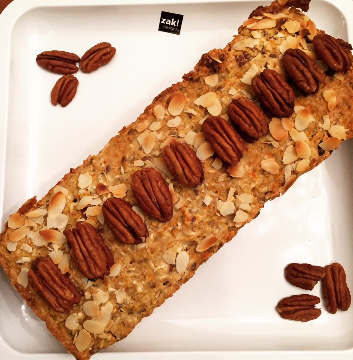 Go Nuts Carrotbread