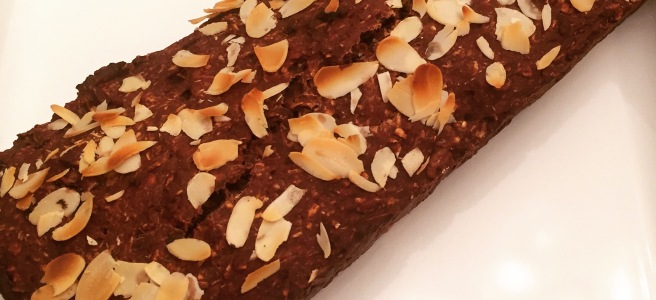 Vegan Go Nuts Chocolate Bananabread