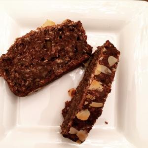 vegan Go Nuts Chocolate Bananabread