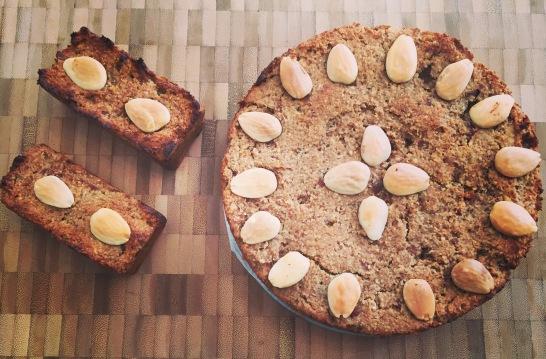 Healthy Vegan Gevulde Speculaastaart (glutenvrij)