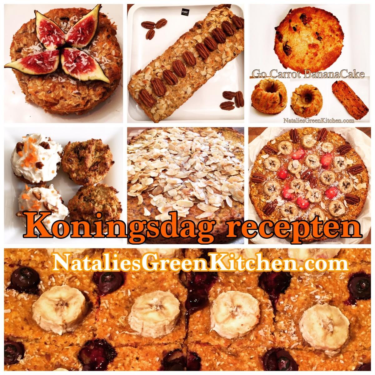 7 Koningsdag recepten Healthy-Vegan-Suikervrij